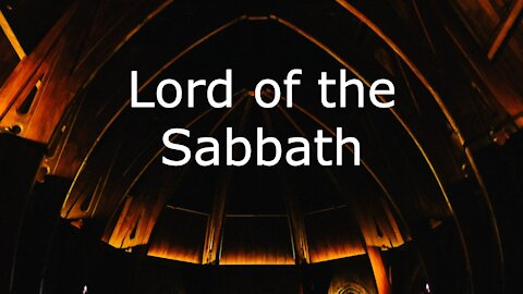 Lord of the Sabbath, June 6, 2021 - Immanuel Lutheran Church (AFLC), Springfield, MO
