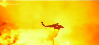 Fire crews battle 3 major fires near LA