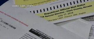 Q&A on Nevada mail-in ballot process at 3 p.m. Monday