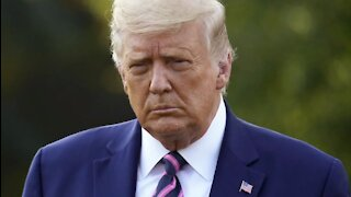 President Trump COVID-19 health update from Washington