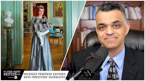 Catholic princess exposes 'anti-Christian' globalists, promotes Our Lady of Fatima
