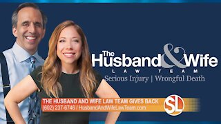The Husband and Wife Law Team is giving back to hospital workers
