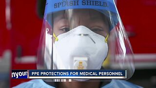 Exploring protections for medical personnel surrounding personal protective equipment