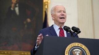 President Biden Urges 'Immediate' Action On Gun Reform