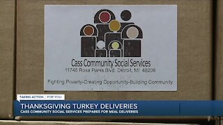 Local organization in need of 300 frozen turkeys for families this Thanksgiving holiday