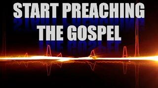 PREACH THE GOSPEL THE WAY JESUS DID