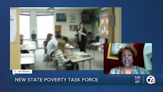 Examining the state's task force on poverty in the pandemic