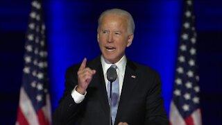 President-elect Joe Biden discusses plan to control COVID-19