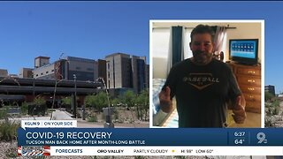 Tucson man's family recounts his experience with COVID-19