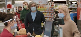 Research: masks preventing spread of other COVID, other illnesses