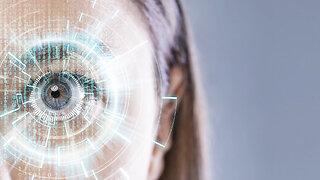 'Smart' contact lens prototype has built-in display screen