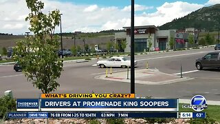 What's Driving you Crazy? Drivers at Promenade King Soopers