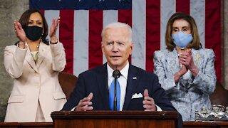 VP Harris, Speaker Pelosi Make History During Speech