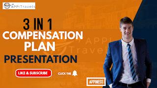 APPI TRAVEL 3 IN 1 COMPENSATION PLAN PRESENTATION