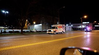 U-Haul leads East Cleveland police on chase