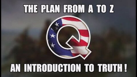 Q's Plan From A to Z! Q Basics 101: Introduction to The Great Military Intelligence Sting Operation!