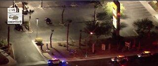 Police activity near Silverado Ranch/LV Boulevard