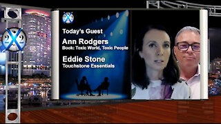 The Toxic World Needs To Be Detoxed: Anna Rodgers & Eddie Stone