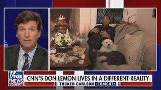 Tucker Carlson SHREDS Don Lemon for Race-Baiting Hypocrisy