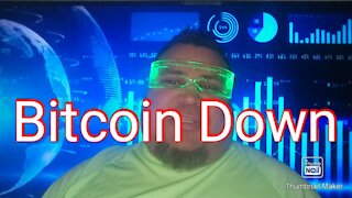 Bitcoin Down