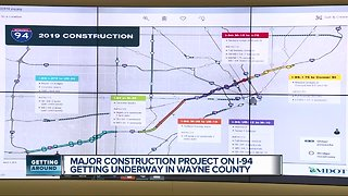 Bridge demolitions to close down I-94 in Detroit this weekend