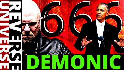 666 // DEMON SPEAKING /// OBAMA REVERSE SPEECH
