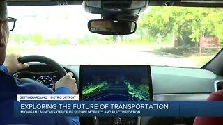 Exploring the future of transportation in Michigan