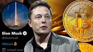 Bitcoin Crashing? Elon Musk and China to Blame?