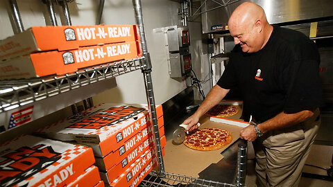 Little Caesers to Begin Delivering Pizza Nationwide For the First Time