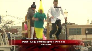 Polar Plunge benefits Special Olympics