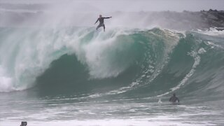 Surfing Wipeout