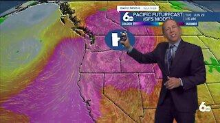 Scott Dorval's Idaho News 6 Forecast - Tuesday 6/22/21