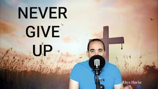 Never Give Up - Gods Motivational And Inspirational Word - Psalm 147