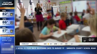 Changes are coming this fall for schools across Tampa Bay