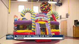 YMCA New Year's Eve celebrations