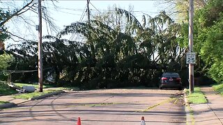 Duke customers without power after overnight storm