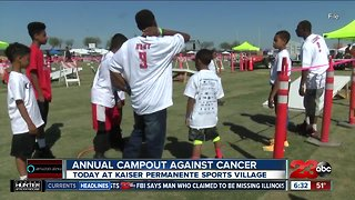 DAY 2: 6th Annual Campout Against Cancer