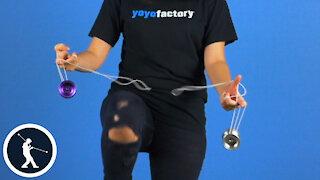 3A Knee Strike Yoyo Trick - Learn How