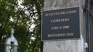 Volunteers finish cemetery cleanup in time for Memorial Day