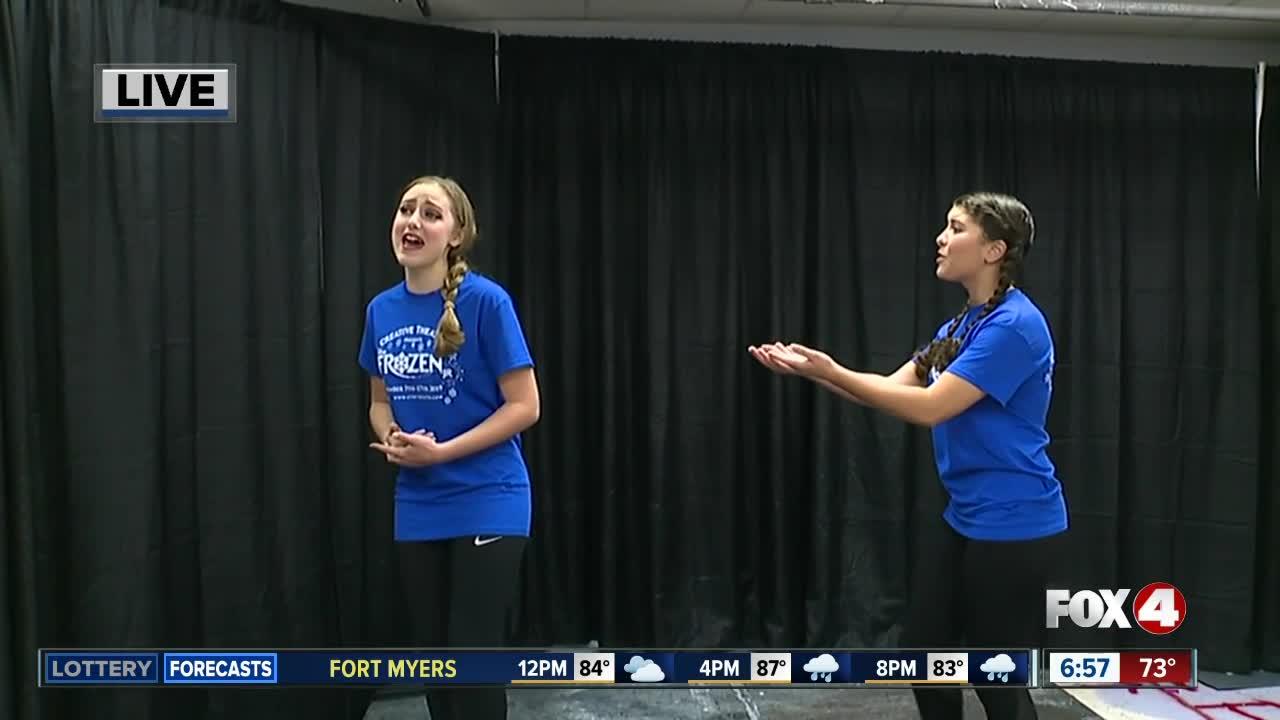 Creative Theater Workshop presents Frozen Jr.