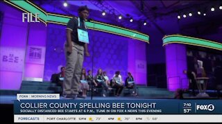 Collier County holds spelling bee