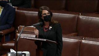 Freshman Congresswoman Lauren Boebert has already started shaking things up in Washington