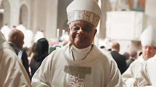 Washington D.C. Archbishop Wilton Gregory to become first African American Cardinal