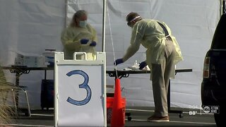 BayCare begins drive-thru coronavirus testing across Tampa Bay area on Wednesday