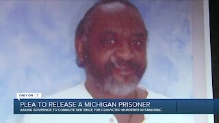 Retired MSP Commander asks governor to release prisoner after nearly 5 decades