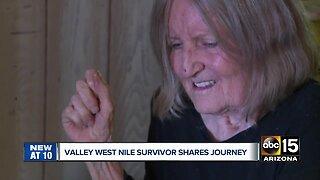 West Nile survivor shares journey