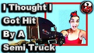MUST WATCH !!!! | Semi Truck Scare prank | WARNING HILARIOUS