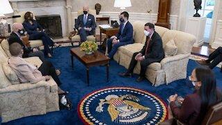 Clock Is Ticking On President Biden's Infrastructure Bill