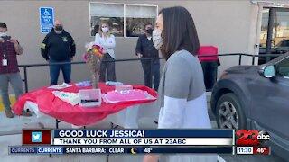 Jessica Harrington's final farewell!