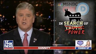 Hannity: 'Bow' to the Democrats or 'face the wrath of the media mob'
